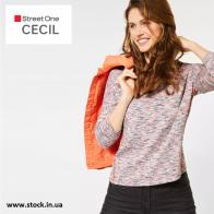 Одежда Street ONE & CECIL весна / лето