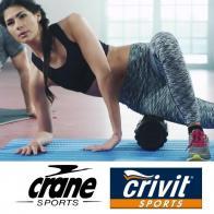 Одежда сток SPORT Crivit & Crane