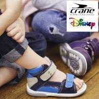 Детская обувь Crane & LIDL весна / лето