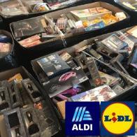 Сток LIDL & ALDI HOME / Товары для дома на вес!