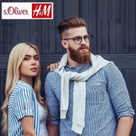 Одежда S.Oliver + H&M весна / лето