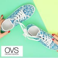 Сток обувь OVS Italy весна / лето