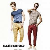 Мужскиеі футболки оптом Sorbino
