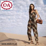 Одежда сток C&A весна / лето