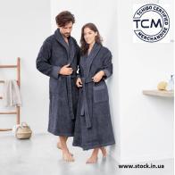 Халаты сток Tchibo TCM