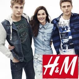 Сток одежда H&M весна / лето