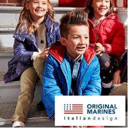 Детская одежда ORIGINAL MARINES + H&M