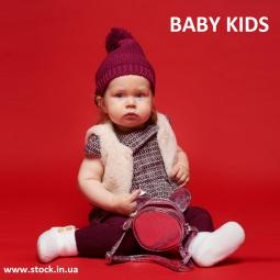Сток детской одежды для малышей BABY Kids