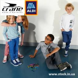Детская обувь Crane / ALDI