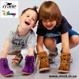Детская обувь Crane & Disney осень / зима