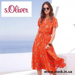 Одежда сток S.Oliver весна / лето