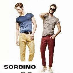 Мужские футболки оптом Sorbino