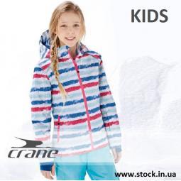 Детские лыжные куртки и штаны CRANE