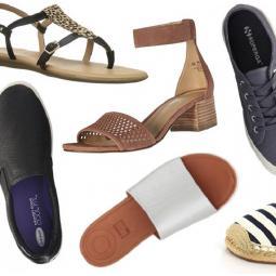 Обувь сток Brand MIX весна / лето