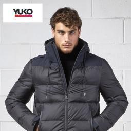 Мужские куртки сток YUKO осень / зима